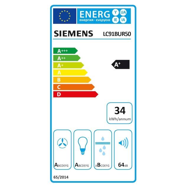 Siemens LC91BUR50 rvs