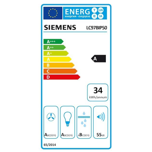 Siemens LC97BIP50 rvs