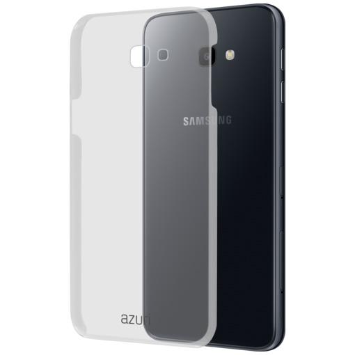 Azuri Hard cover - voor Samsung J4 Plus transparant