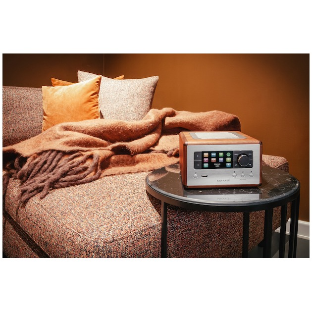 Sonoro Relax 810 walnoot