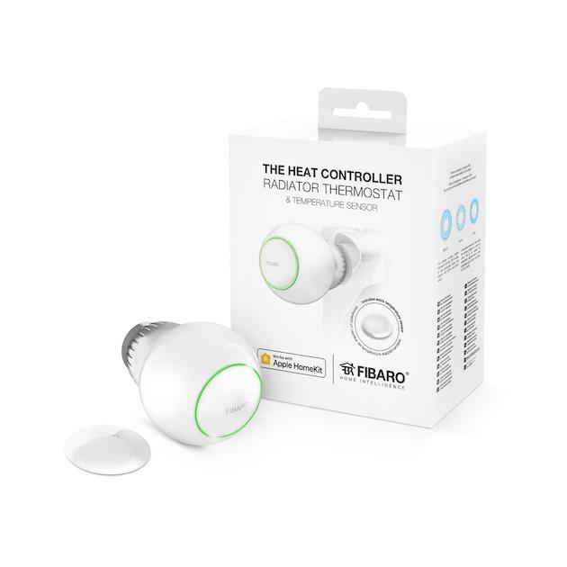 Fibaro The Heat Controller Starter Pack (Apple HomeKit)