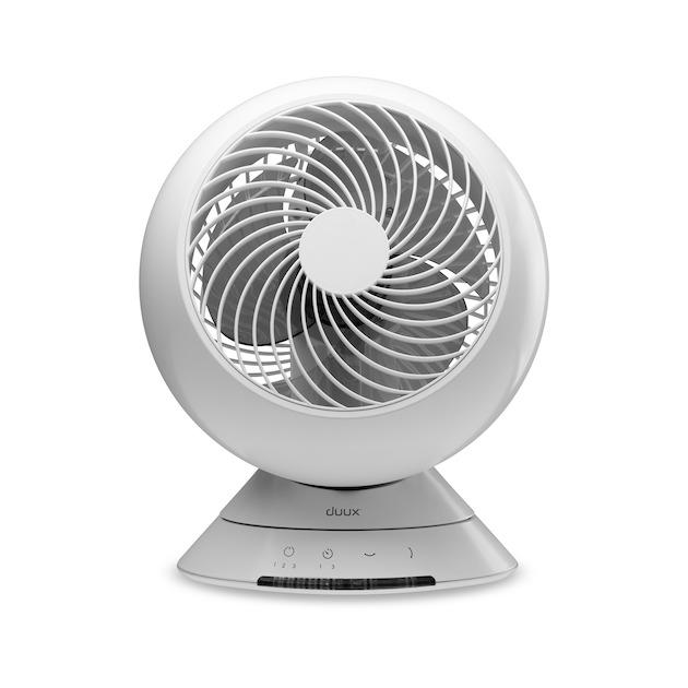Duux Globe Desktop Fan wit
