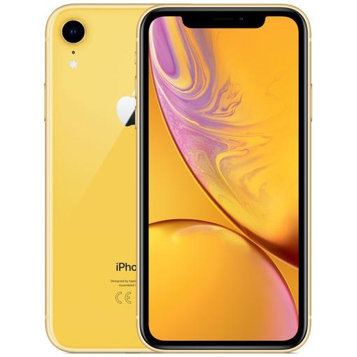 Apple iPhone XR (64GB) geel