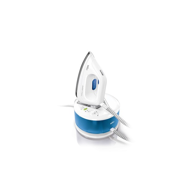 Braun IS2043 blauw/wit