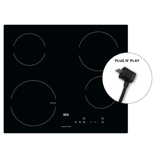 AEG HK604200CB zwart