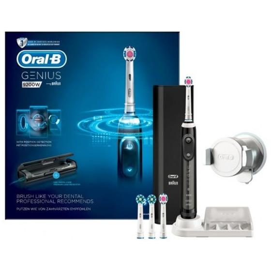 Oral B Genius 9200W zwart