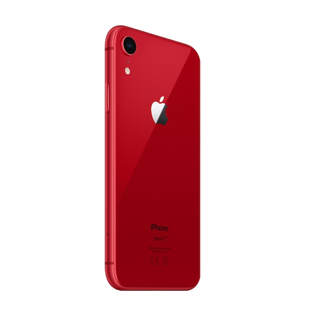Apple iPhone XR (128GB) rood