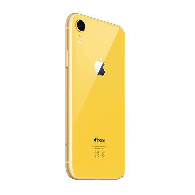 Apple iPhone XR (128GB) geel