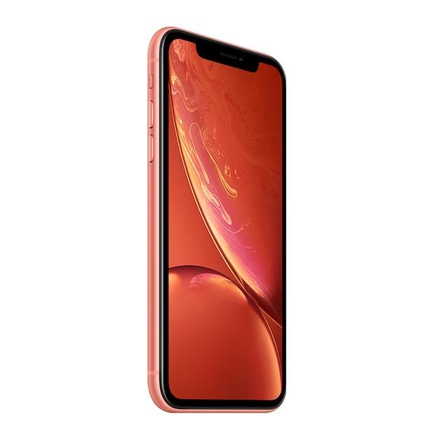Apple iPhone XR (128GB) koraal