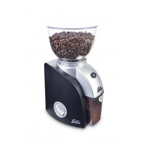 Solis 1661 Scala Plus Grinder Koffiemolen - Zwart zwart