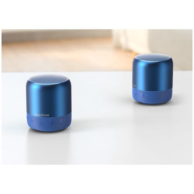 Anker SoundCore Mini 2 blauw