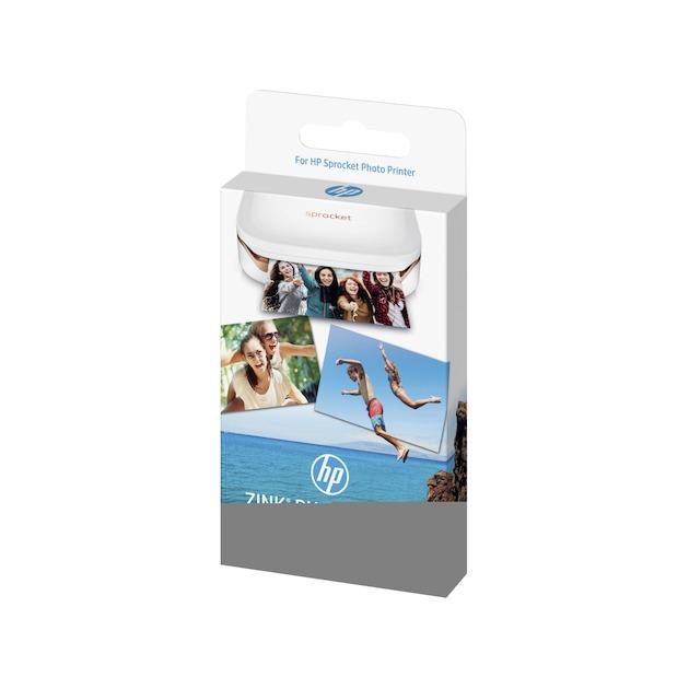 HP Paper/ZINK Sticky Photo 5x7.6cm 50sh