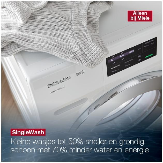 Miele WER 875 WPS PowerWash TwinDos
