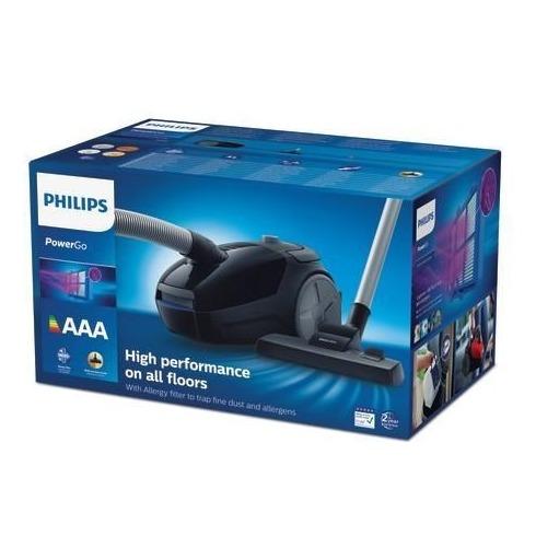 Philips FC8241/09 PowerGo zwart