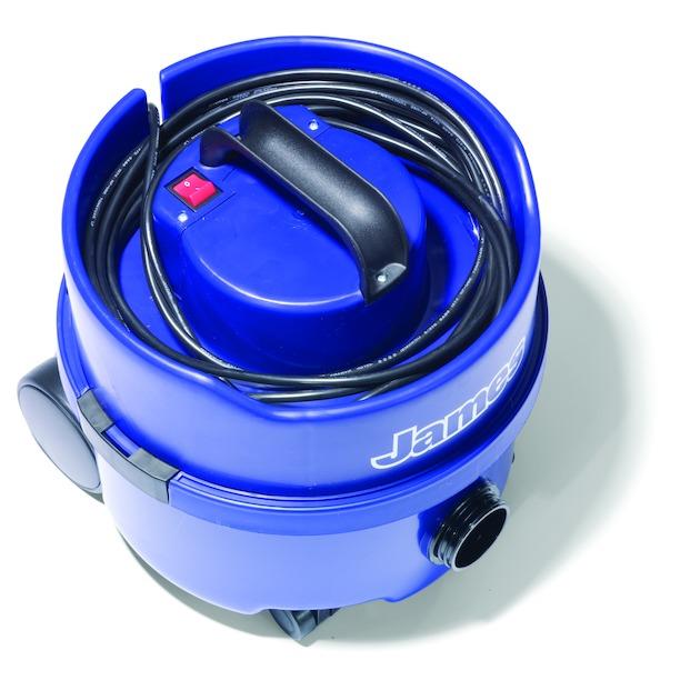 Numatic James Eco JVH-187 blauw