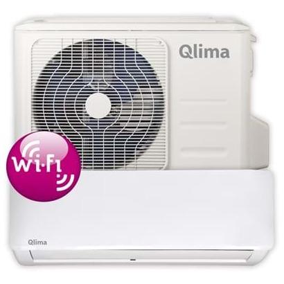 Qlima SC 5225 compleet