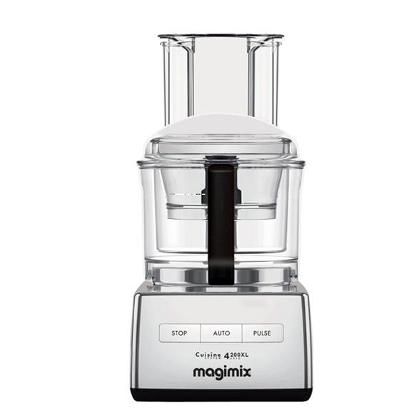 Magimix CS 4200 XL chroom