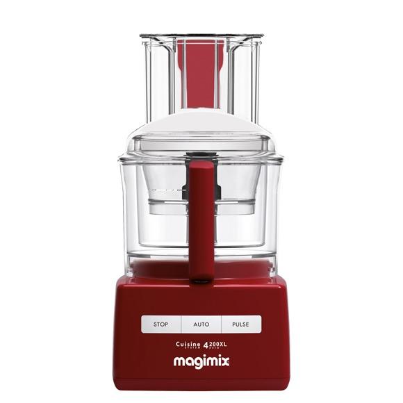 Magimix CS 4200 XL rood