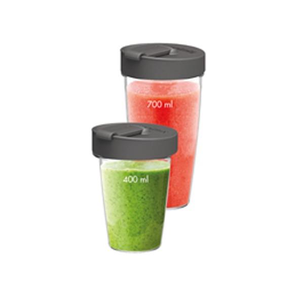 Magimix Blend Cups (400 & 700ml)