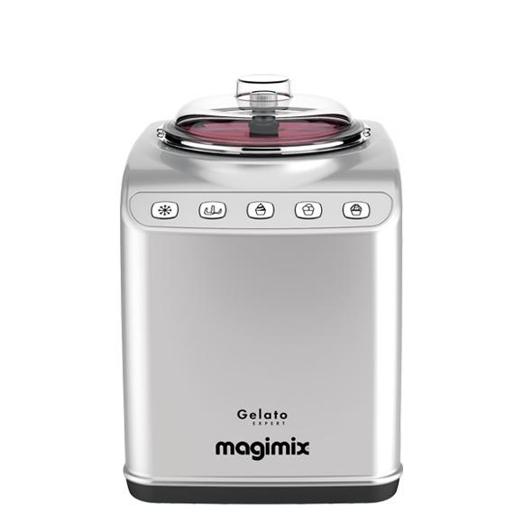 Magimix Gelato Expert 11680NL mat chroom