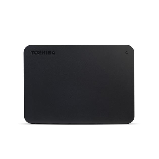 Toshiba Canvio Basics 4TB zwart