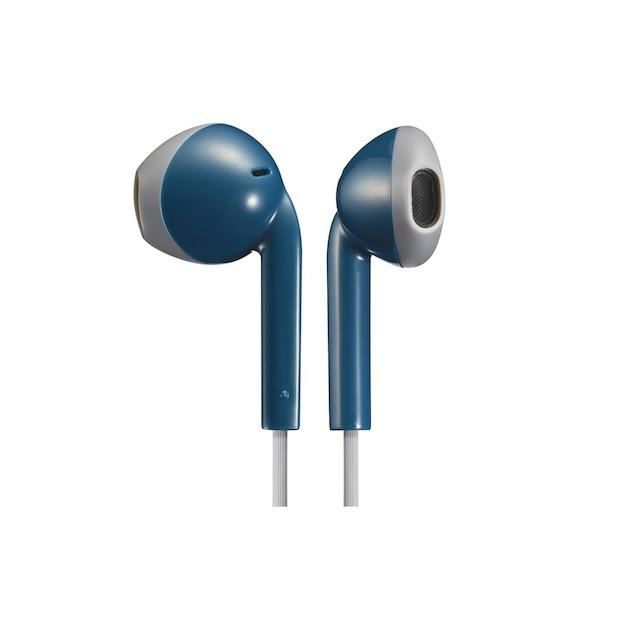 JVC HA-F19 blauw/grijs