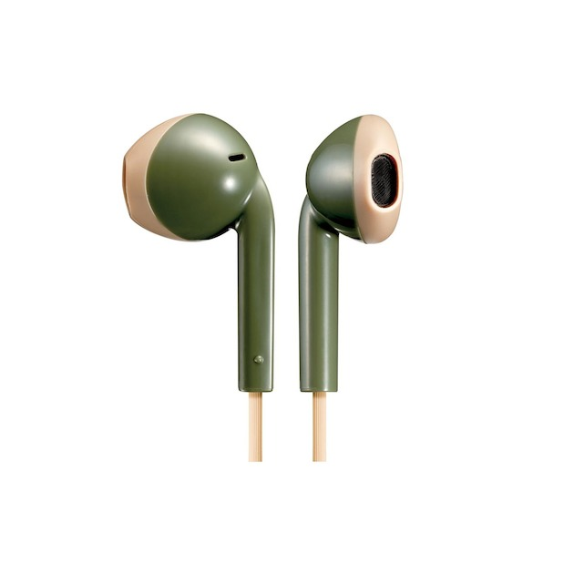 JVC HA-F19 groen/beige