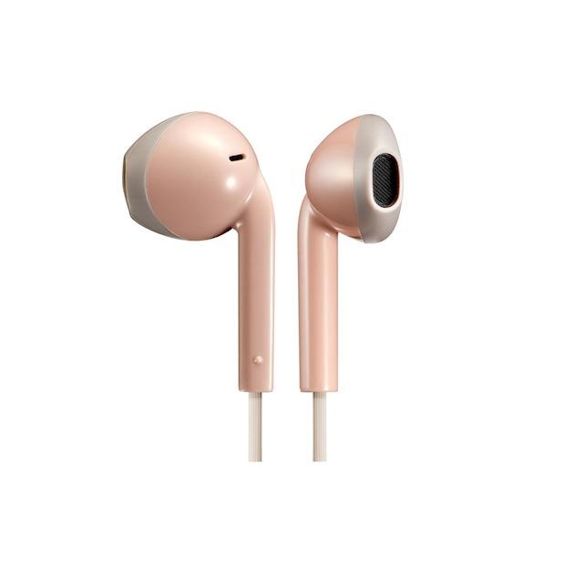 JVC HA-F19 roze/taupe