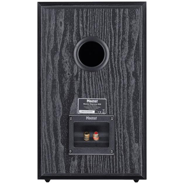 Magnat Monitor Supreme 202 set zwart