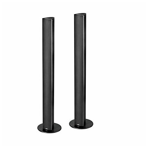 Magnat Needle Tower set zwart aluminium