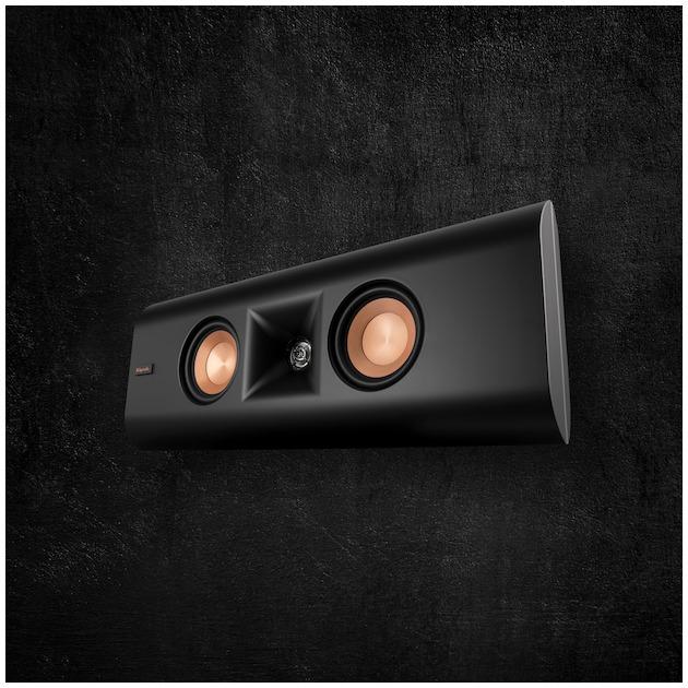 Klipsch RP-240D zwart