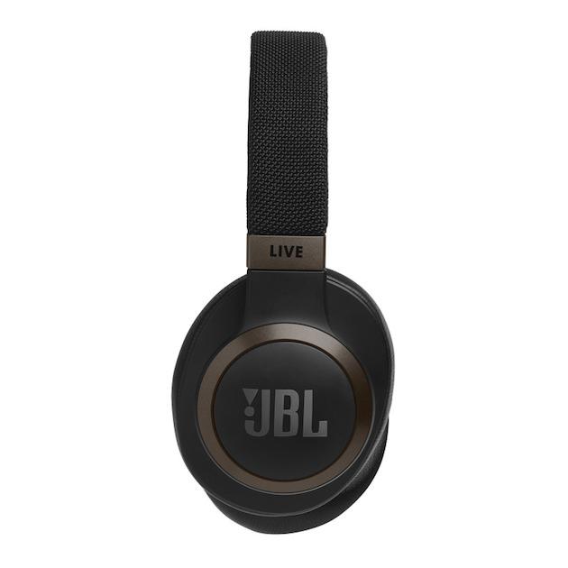 JBL Live 650BT NC zwart