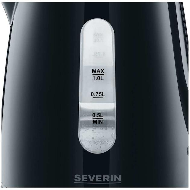 Severin WK3410 zwart