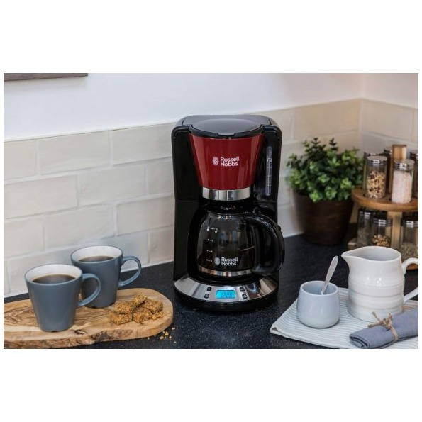 Russell Hobbs 24031-56 Colours Plus rood