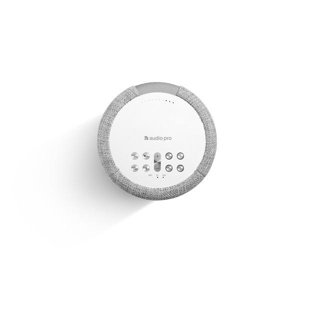 Audio Pro A10 lichtgrijs