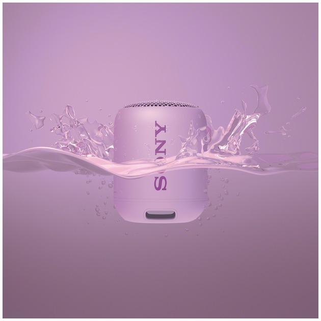 Sony SRS-XB12 lila