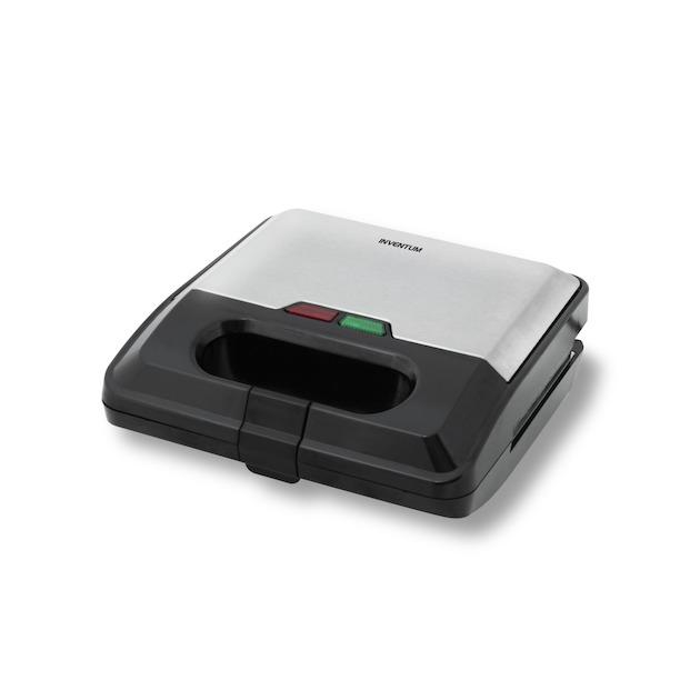 Inventum MG630 zwart/rvs