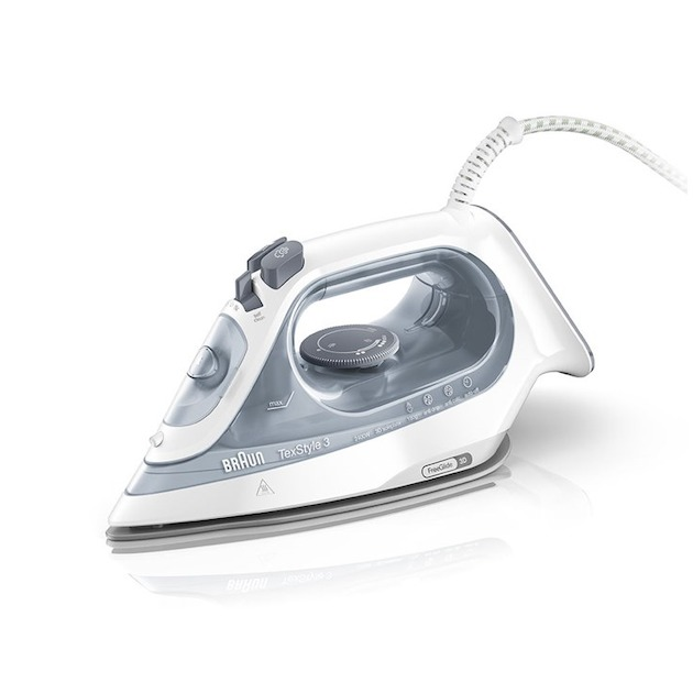 Braun SI3054GY TexStyle grijs/wit