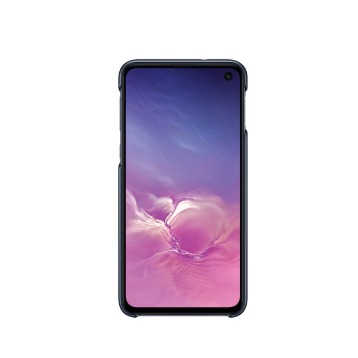 Samsung Back Cover LED voor Galaxy S10e zwart