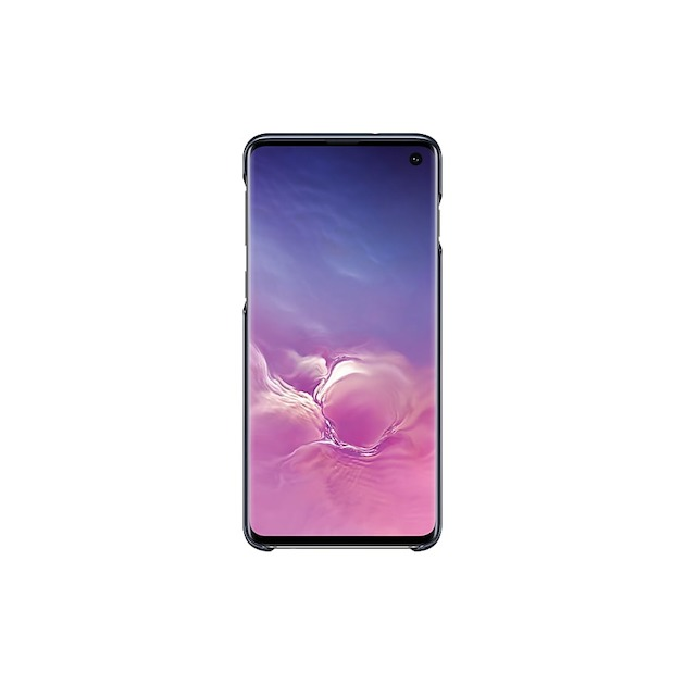 Samsung Back Cover LED voor Galaxy S10 zwart