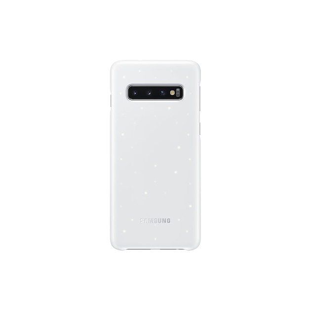Samsung Back Cover LED voor Galaxy S10 wit