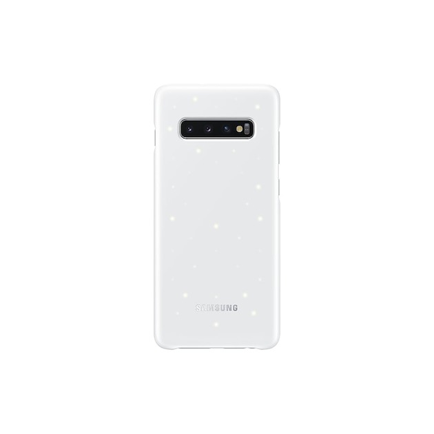 Samsung Back Cover LED voor Galaxy S10 Plus wit