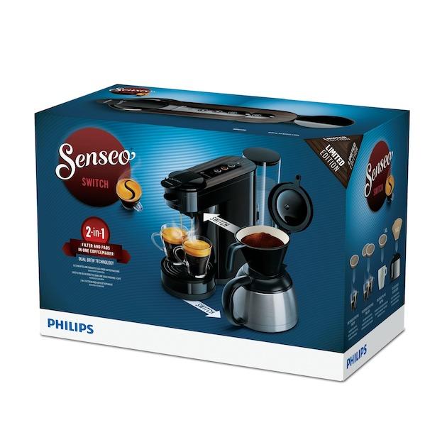 Philips HD6596/20 zwart