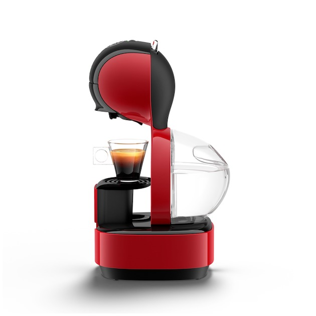 Krups KP1305 Dolce Gusto Lumio rood