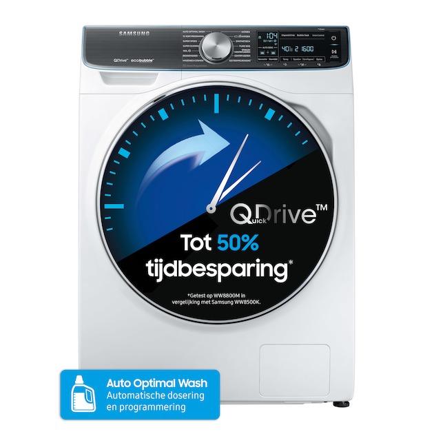 Samsung WW80M76NN2M QuickDrive