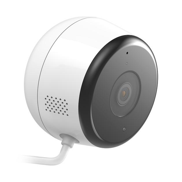 D-Link DCS-8600LH Full HD Wifi Camera (Outdoor)