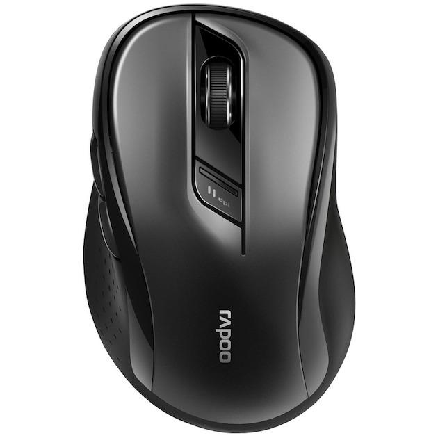 Rapoo M500 BL zwart