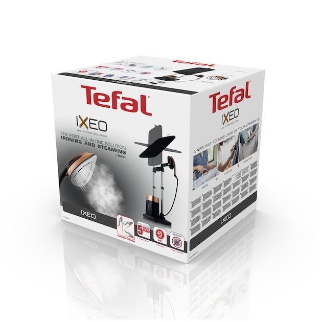 Tefal QT1020 zwart