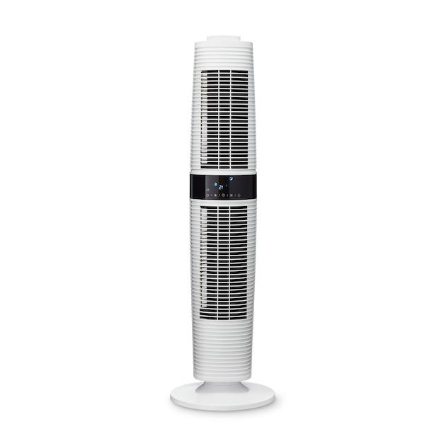 Clean Air Optima CA406W Design Tower Fan wit