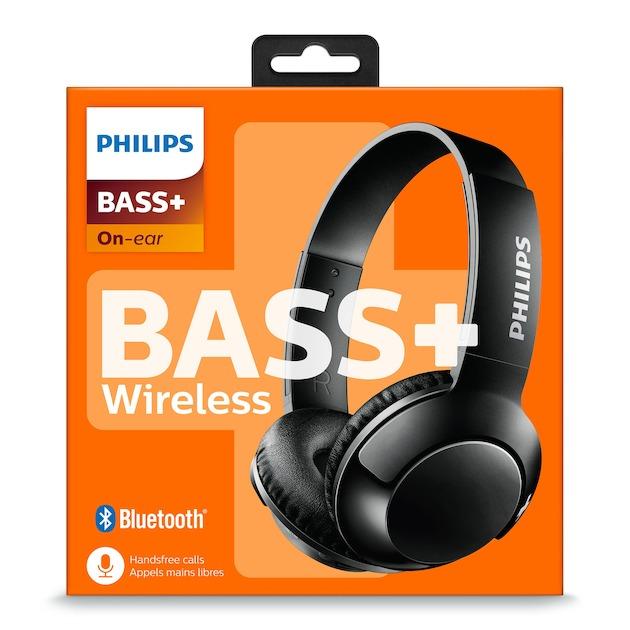 Philips SHB3075BK zwart